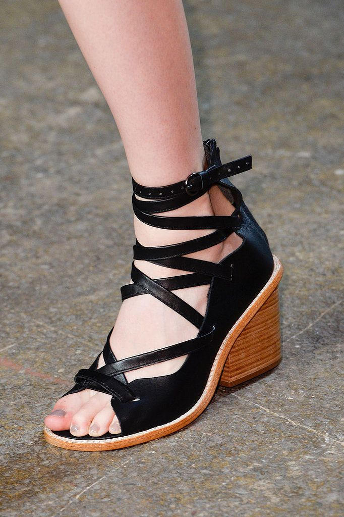 """When It Comes to Accessories, the Spring 2015 Runways Have Something For Everyone: You don't have to be a self-proclaimed """"shoe person"""" or """"bag person"""" to appreciate the accessories coming down the Spring 2015 runways."""