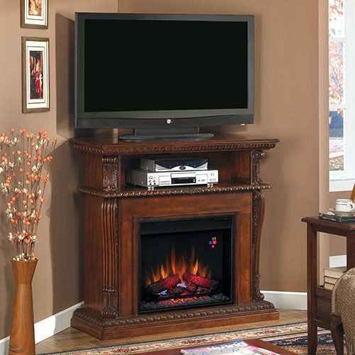 classic flame corinth electric fireplace entertainment center products electric fireplace. Black Bedroom Furniture Sets. Home Design Ideas
