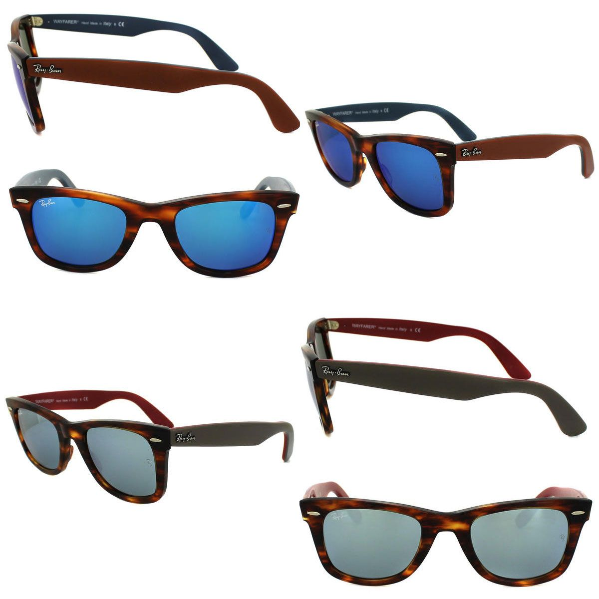 Ray-Ban Wayfarer 2140 Sunglasses | Pinterest