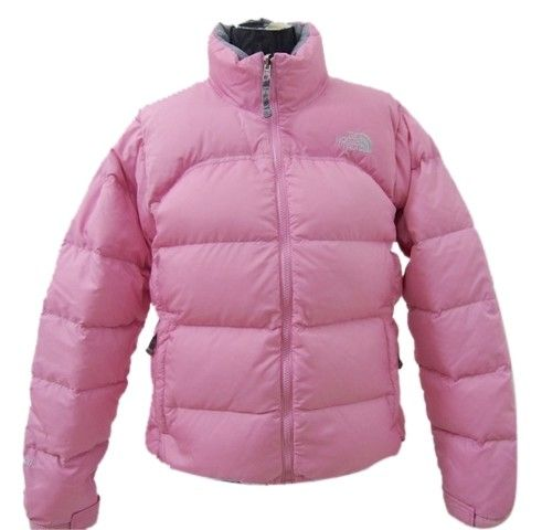 7daaaf9ad2 Free shipping and guaranteed authenticity on The North Face 700 Goose Down    Coat Pink Jacket at Tradesy. Women s North Face Nuptse 700 Goose Down  Jacket   ...