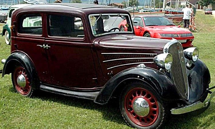 simca simca fiat voiture routi re de 1934 la simca simca fiat ou fiat simca 6 cv version. Black Bedroom Furniture Sets. Home Design Ideas