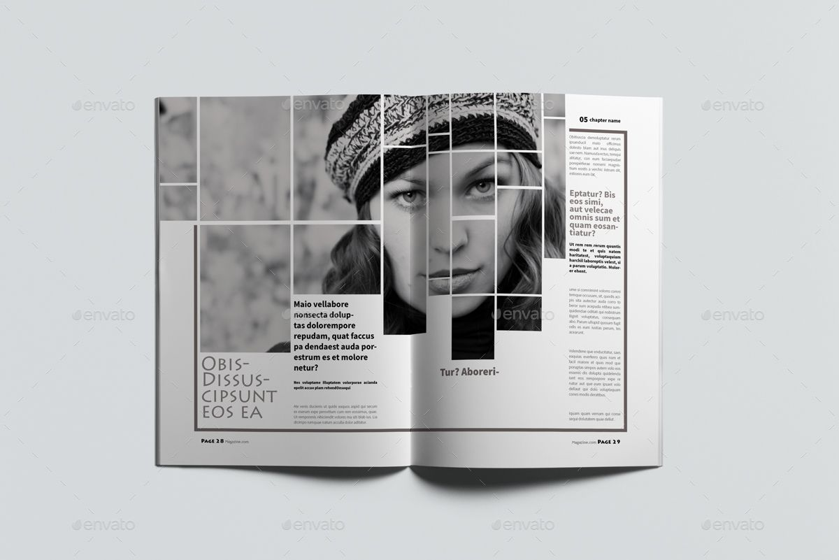 Magazine Magazine Typography Magazine Magazine Layout Inspiration Japanese Typography