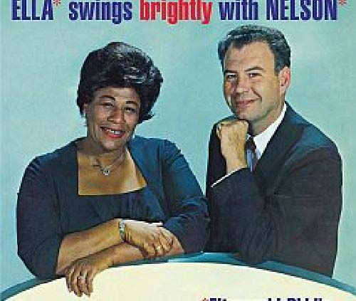 """Recorded on January 5, 1959–December 27, 1961, """"Ella Swings Brightly with Nelson"""" is a studio album by @Ella Fitzgerald, with the Nelson Riddle Orchestra.  TODAY in LA COLLECTION on RVJ >> http://go.rvj.pm/64m"""