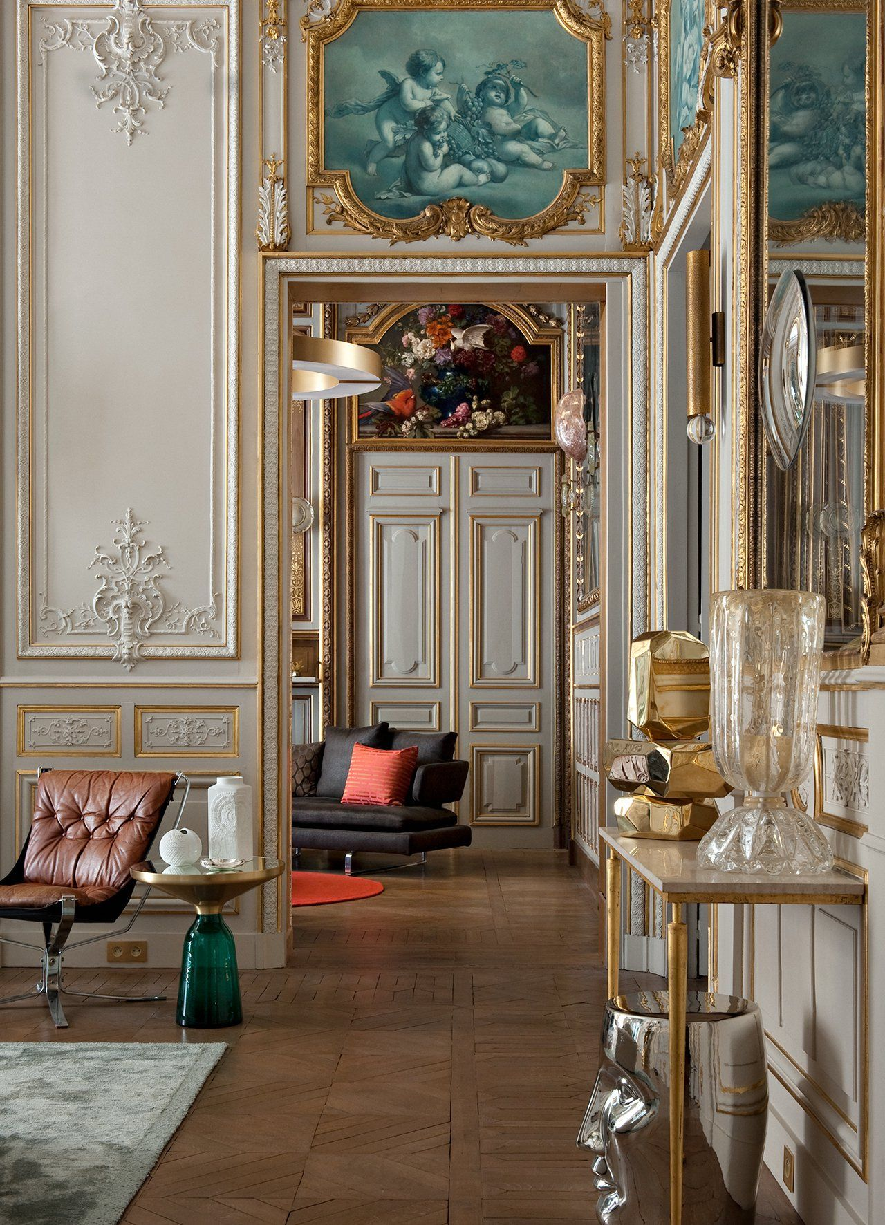 Interior Design By Klavs Rosenfalck Photography Nicolas Mathéus Elle Décoration Scoop From Kaleidoscope Gestalten 2016