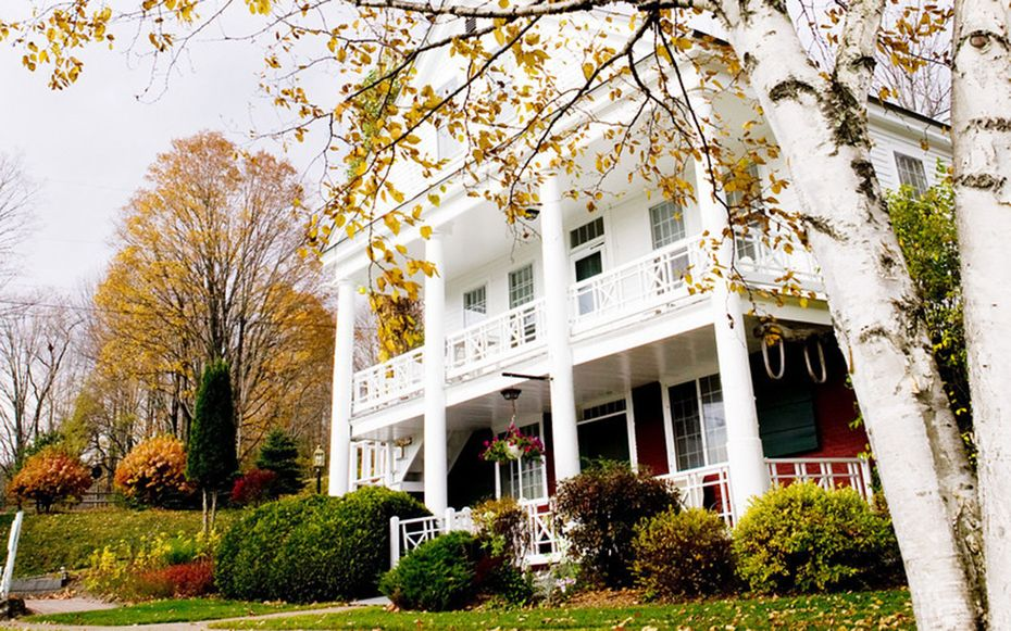 Rabbit Hill Inn, Lower Waterford, VT - America's Best Hotels for Fall Colors | Travel + Leisure
