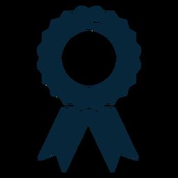 Graduation Award Ribbon Flat Icon Flat Icon Ribbon Flats Award Ribbon