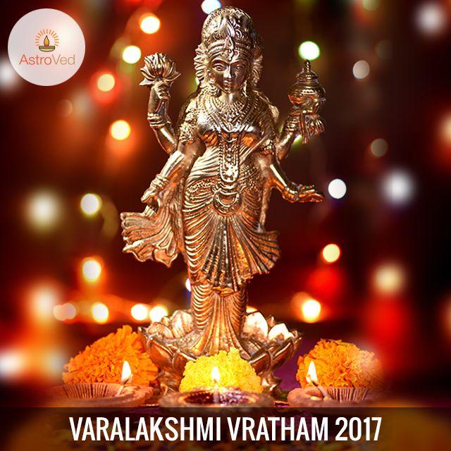 Observing Varalakshmi Vratham Can Eradicate Financial