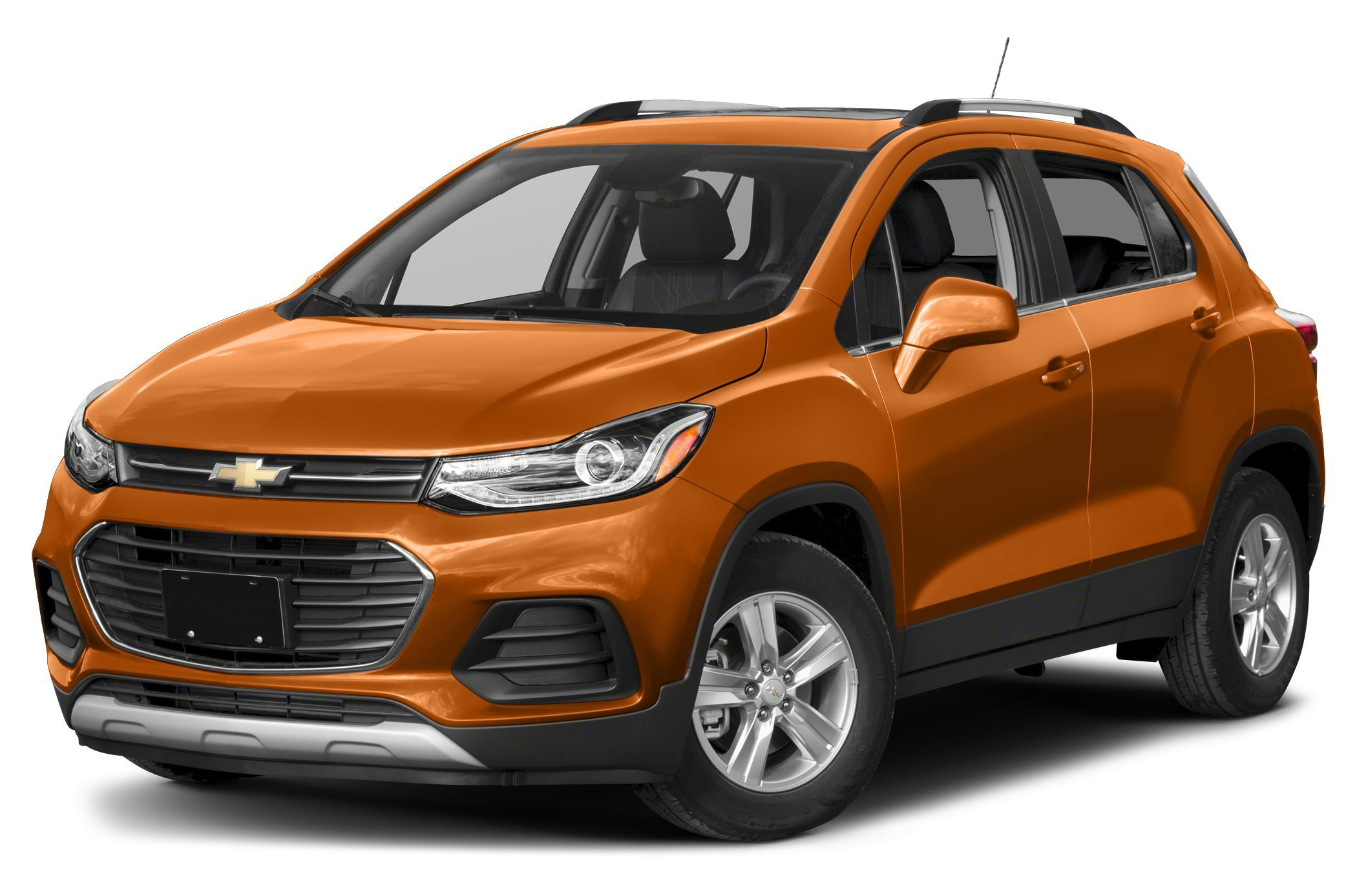 2017 Chevrolet Trax LT Front wheel Drive Equipment