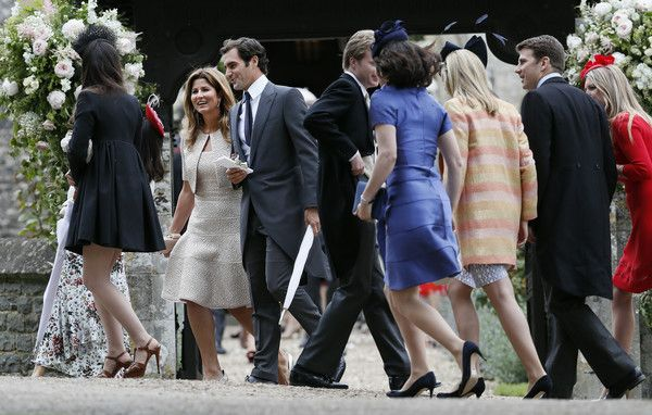 Roger Federer Photos Photos Wedding Of Pippa Middleton And James Matthews Pippa Middleton Wedding Pippa Middleton Pippa And James