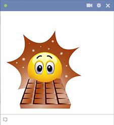 Onko sellaista asiaa kuin liian paljon suklaata?
