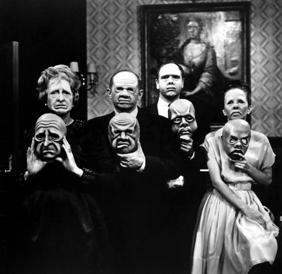 """The Masks"" (1964)."