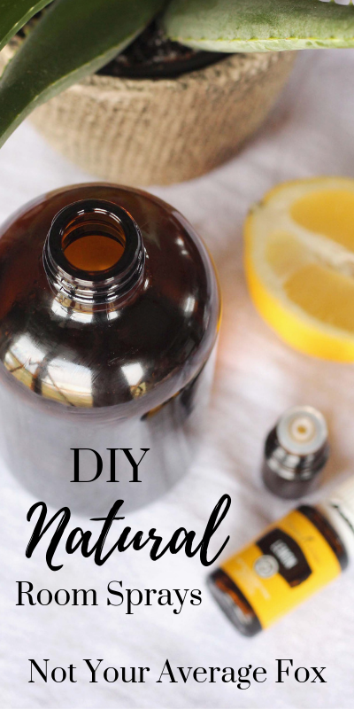 Ditch the commercial air fresheners and make your own all