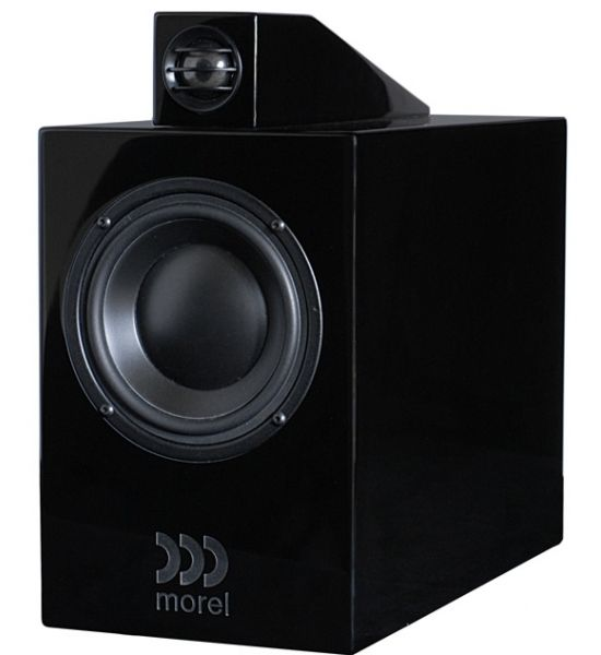 Speaker pair Morel Octave 5 2M review and test   audio in 2019