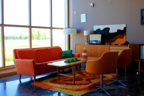 Pin On Mid Century Mod Living Rooms