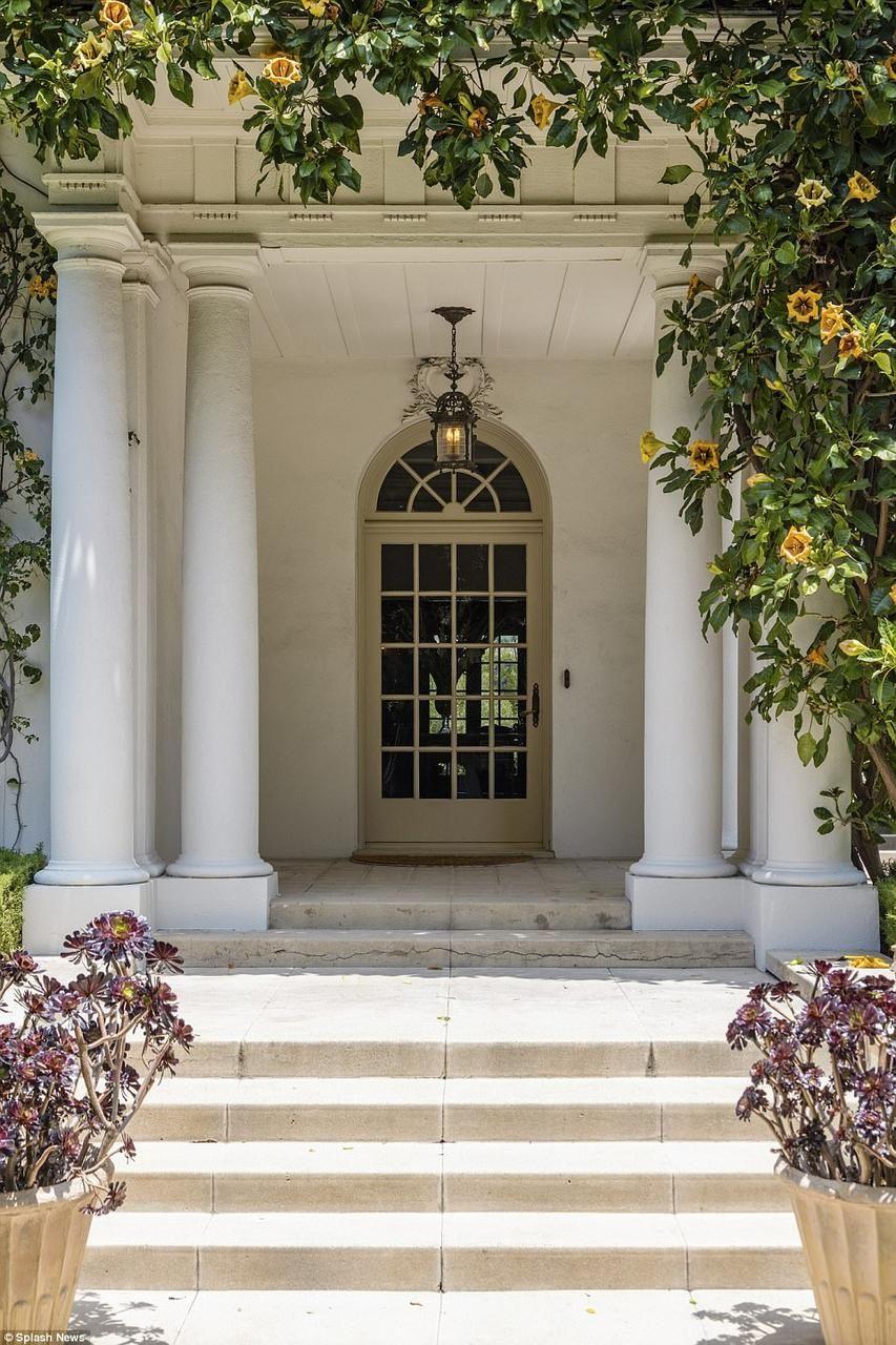 Sumptuous tudor style homes method philadelphia traditional bathroom - Angelina Jolie Eyes The 25mm Cecil B Demille Mansion