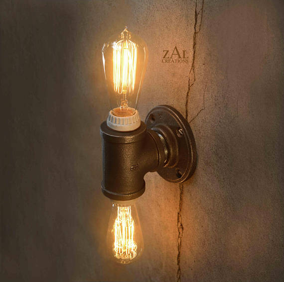 reviews vanity bathroom amazing interior bulb edison light from regarding wade