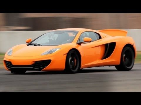 The One With The 2014 Mclaren Mp4 12c Spider World S Fastest Car Show Mclaren Fast Cars Mclaren Mp4