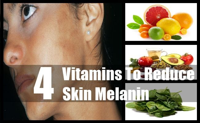 how to stop melanin production permanently