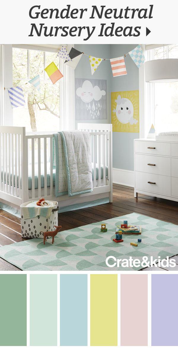 Gender Neutral Nursery Ideas | Pinterest | Cuarto de bebe, Bebe y Nietos