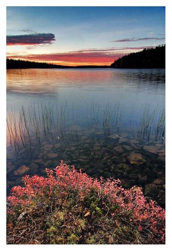 Wunderschönes #Kuusamo, Finnland