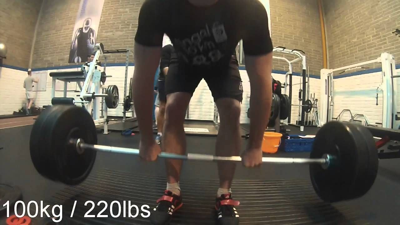 Jim Wendler 5/3/1 5 x 150kg Deadlift | Beast Mode | Gym, Crossfit
