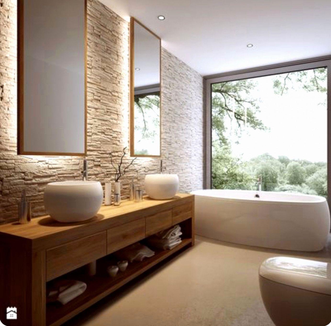 20 Bilder Von Schaden Fashionable   Natursteinwand, Badezimmer ...