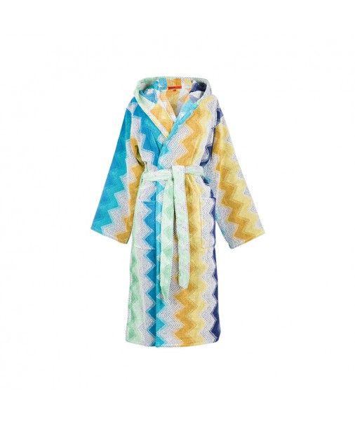 Missoni Unisex Dressing Gown Gender Selma Large 170\' | MISSONI ...