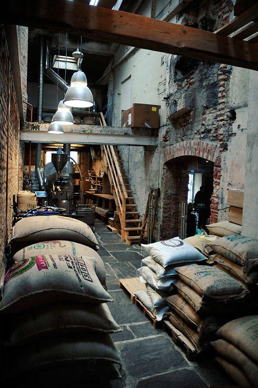 Da Matteo Microrosteri I Goteborg Winternet Web Reklambyra Coffee Roasting Coffee Roastery Coffee Roasters