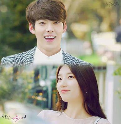 CN Best: [LIRIK LAGU] Suzy (수지) - Ring My Bell OST Uncontro...