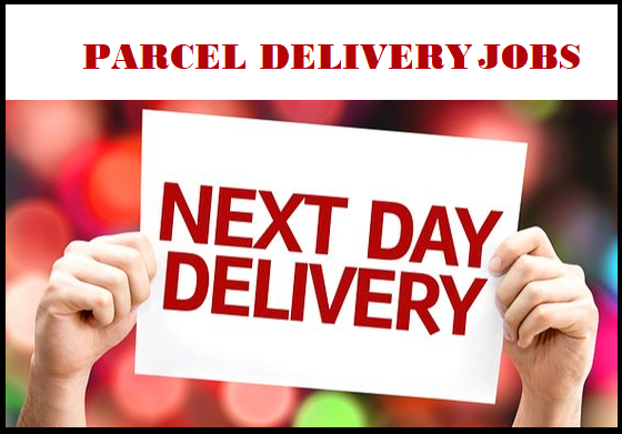 We Want Parcel Delivery Collection Persons Boys Girls Who Can Do
