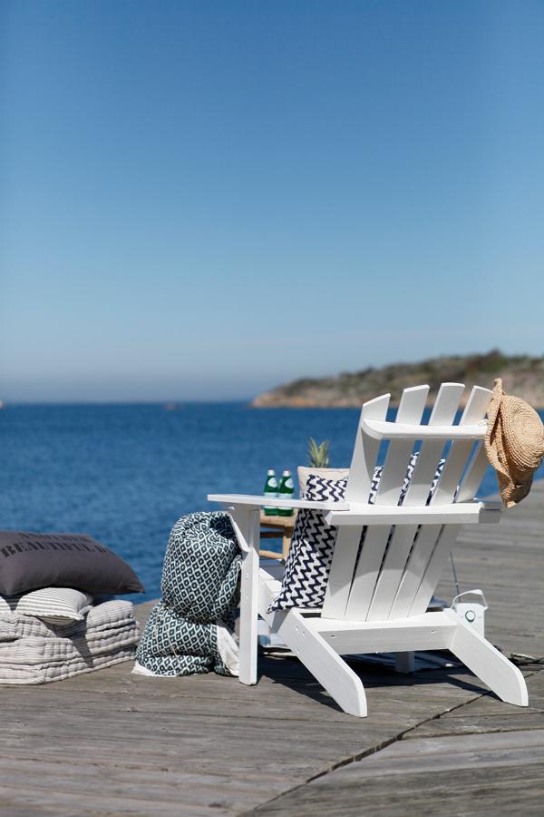 just relaxing beachside...
