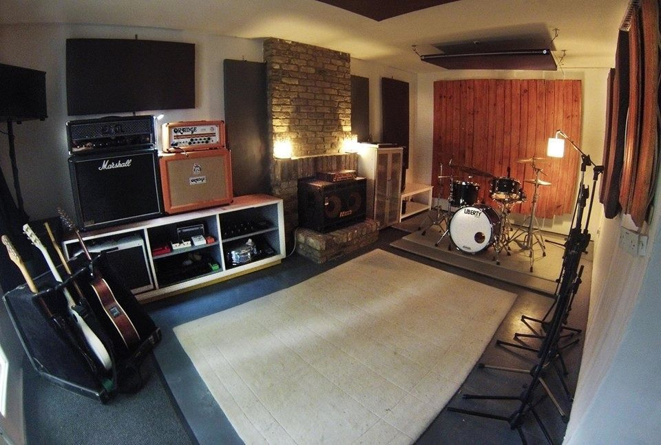 Great Band Rehearsal Spaces