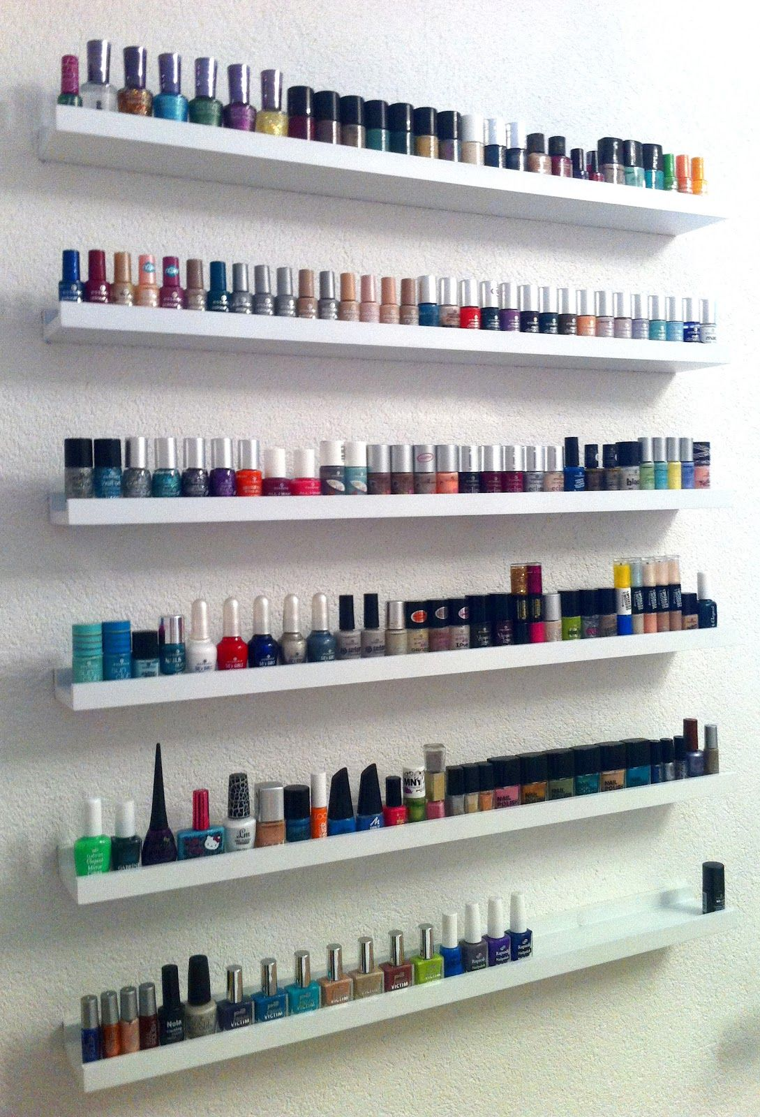 RIBBA - Ikea | Nail spa related | Pinterest | Nagellack aufbewahrung ...
