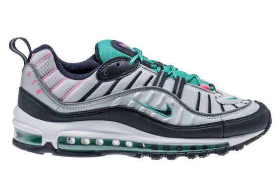 9d4ad530ee Release Date: Nike Air Max 98 South Beach The South Beach vibes are coming  to