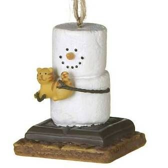 by Midwest CBK Free Ship USA S/'more  Cup of Cocoa  Ornament