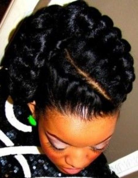 Outstanding 1000 Images About Braids On Pinterest Cornrows Cornrow And Short Hairstyles For Black Women Fulllsitofus