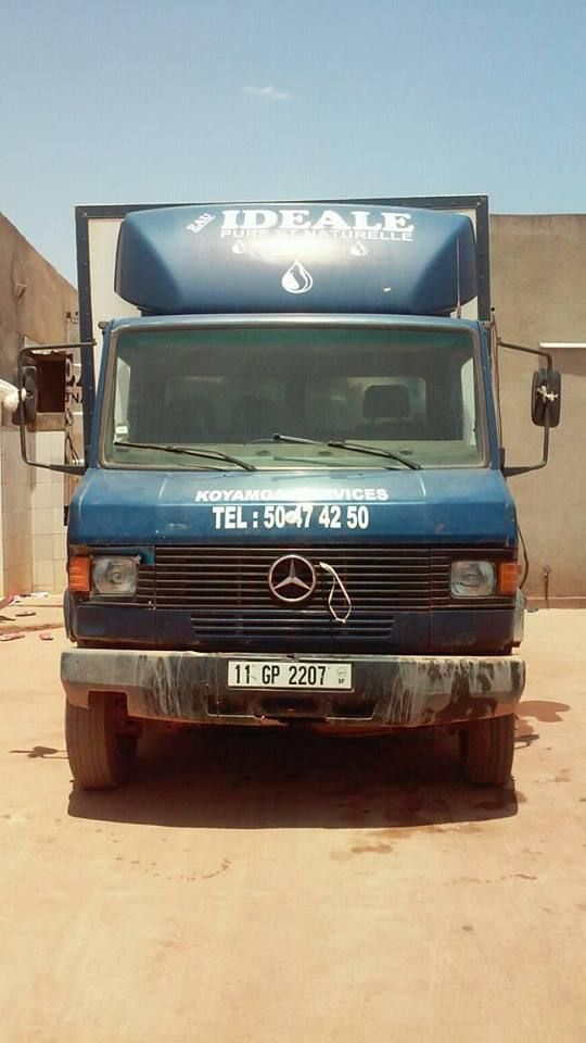 Show Your Truck Kouanda Issiaka Form Burkina Faso Sent Us A