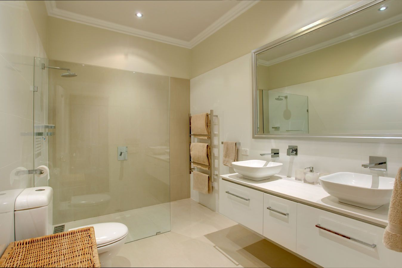 bathroom makeover; home renovation; perth character ...