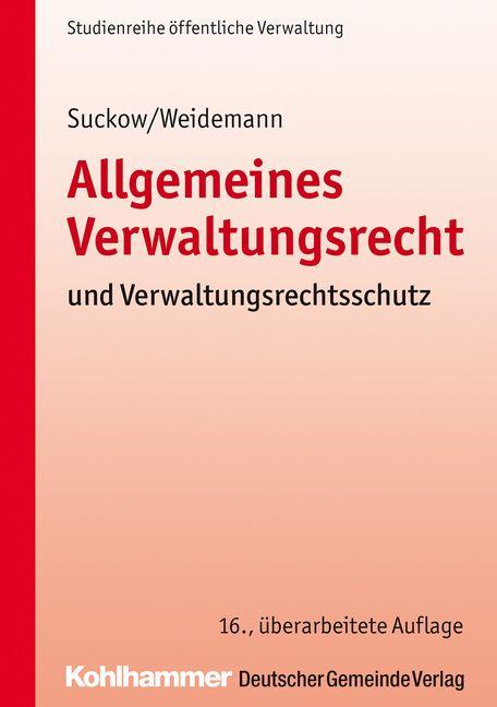 Allgemeines #Verwaltungsrecht und #Verwaltungsrechtsschutz – Öffentliche #Verwaltung