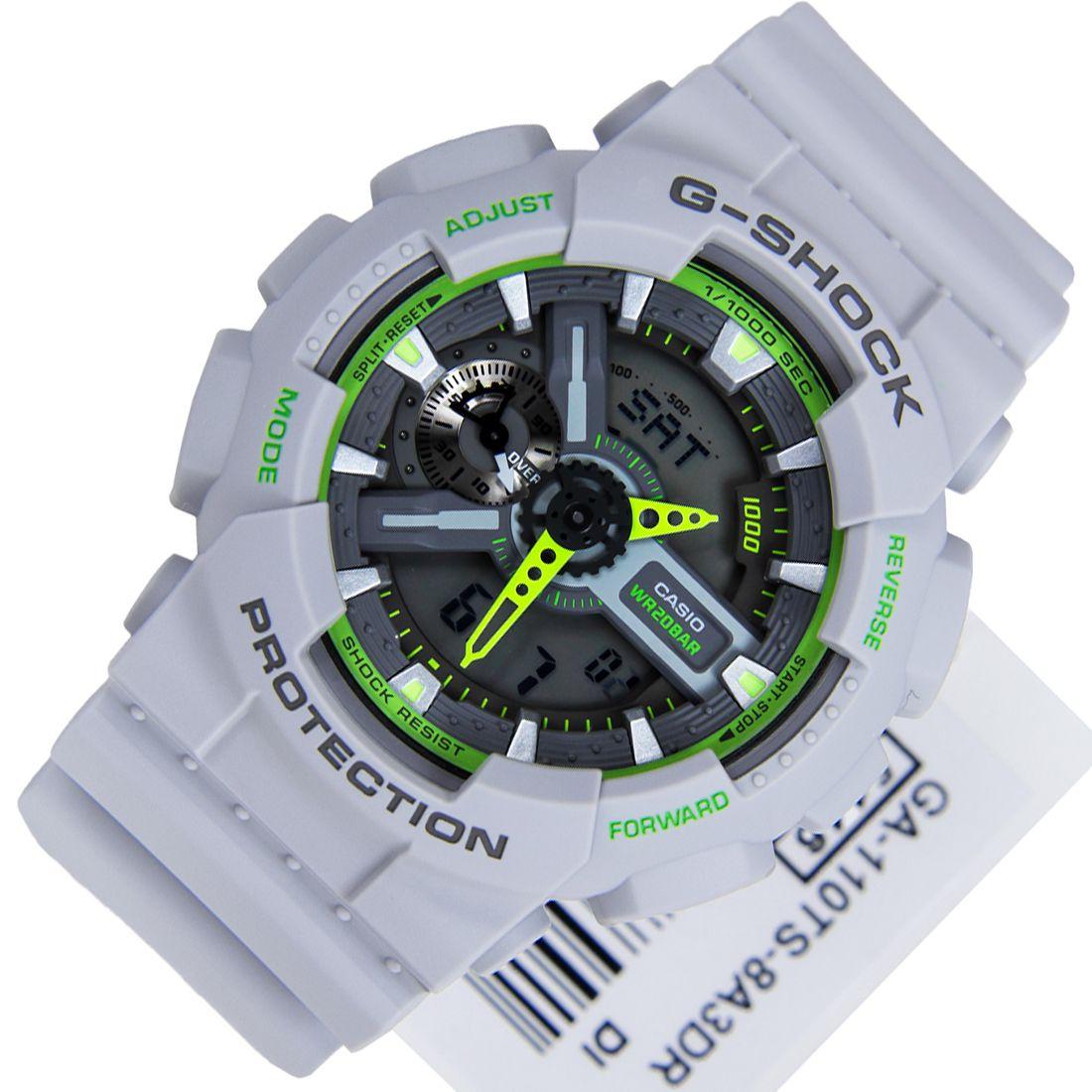 Casio G Shock Ga 110ts 8a3dr Casio G Shock Casio G Shock