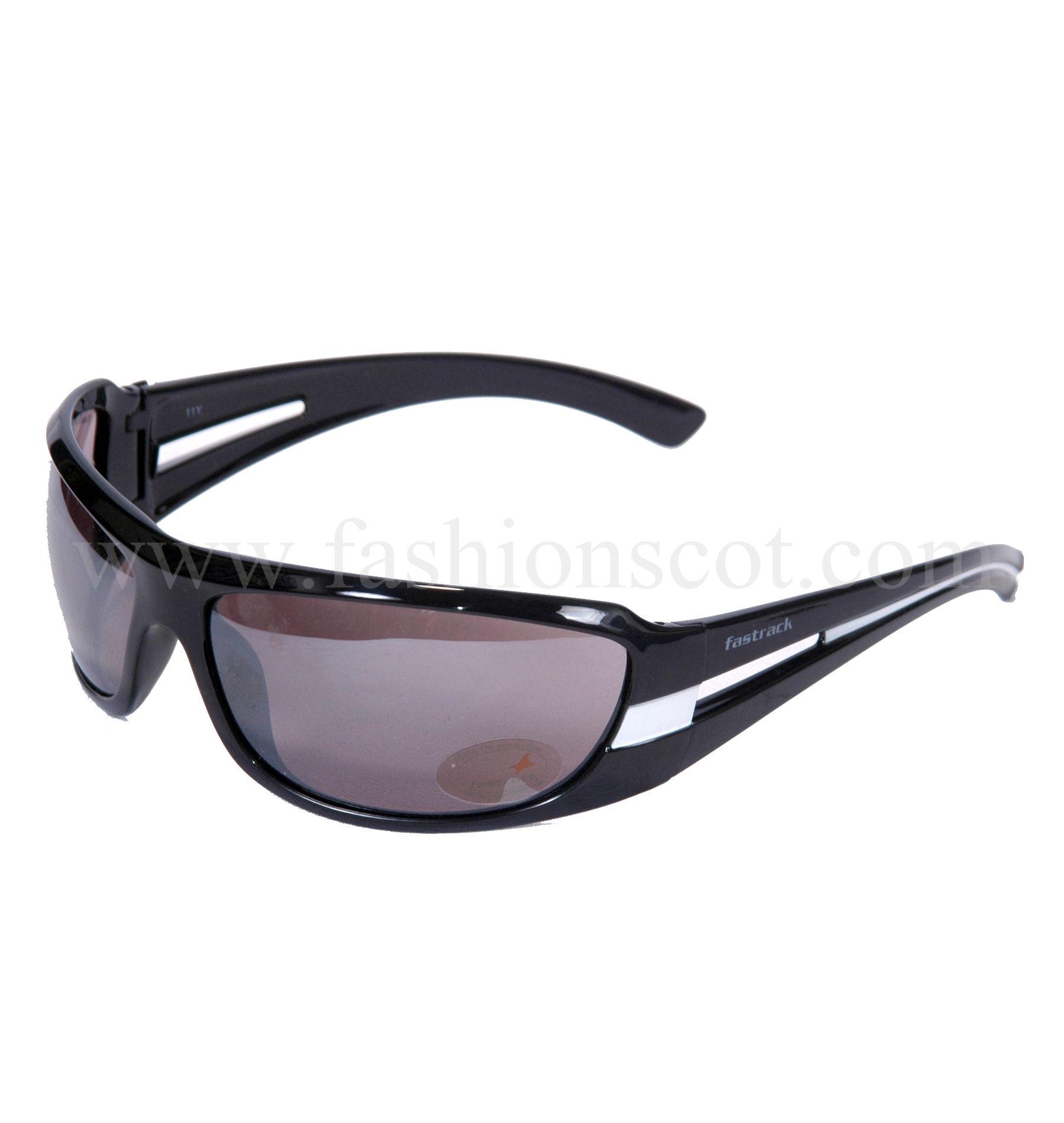 Fastrack Sunglasses Sport P204BK2 You have chosen sporty