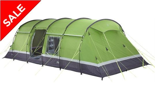 Hi Gear Kalahari Elite 8 Family Tent
