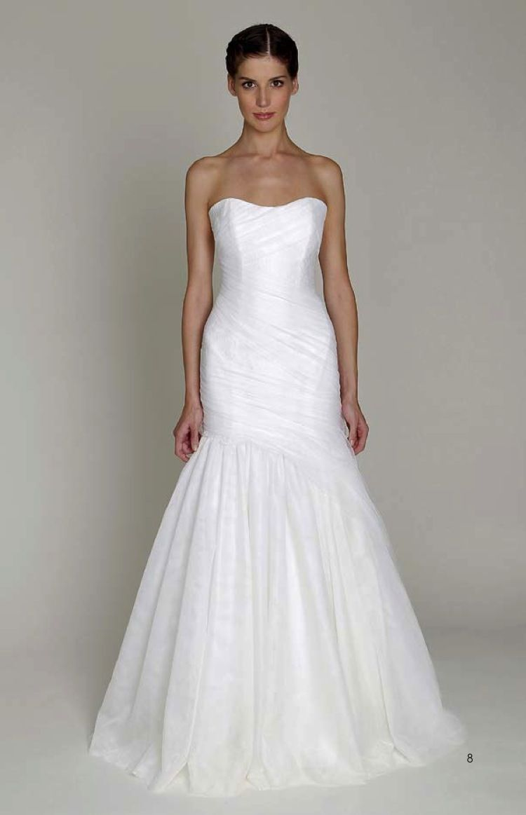 bliss by monique lhuillier style BL1314 @ the plumed serpent bridal ...