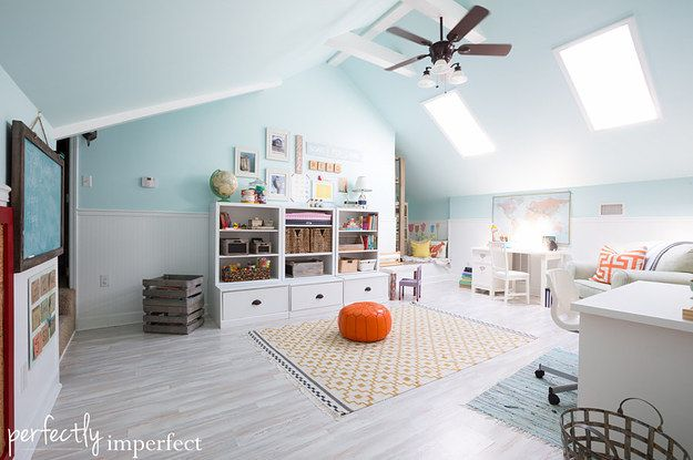 27 Ridiculously Cool Homeschool Rooms That Will Inspire