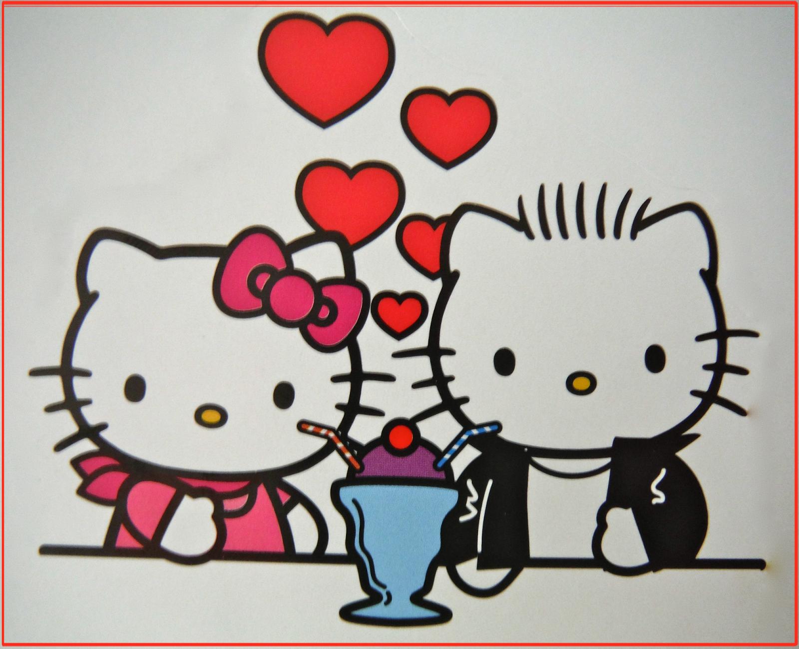 Dear Daniel Is Hello Kittys Boyfriend
