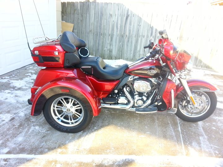 Used Motorcycle For Sale In Des Moines Iowa 2012 Harley Davidson Tri Glide Ultra Classic Fl Harley Davidson Trike Harley Davidson Motorcycles Harley Davidson