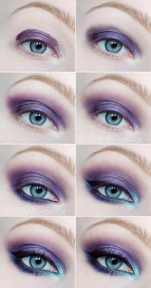 40 super tutoriels de maquillage d'été pour prendre la chaleur - FITNESS WORKOUTS  #chaleur #fitness...