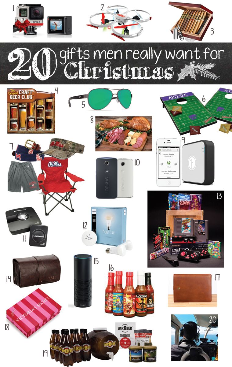 20 gifts men really want for christmas boyfriend gifts