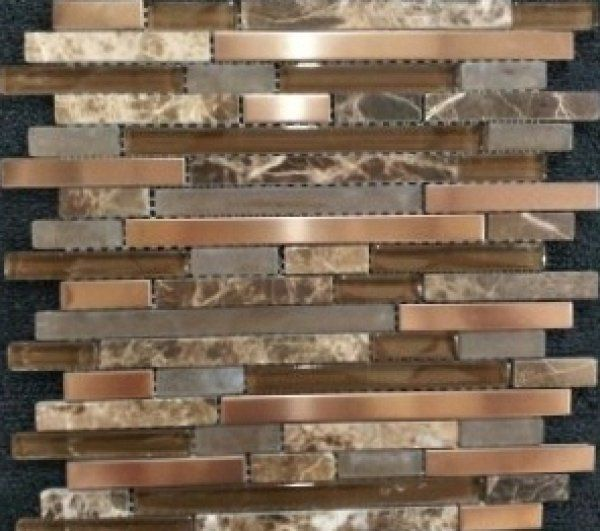 been wanting to put up a kitchen backsplash, love the idea of