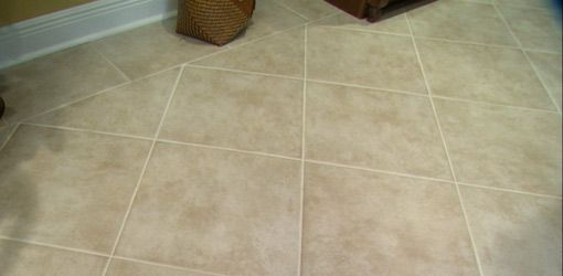 How to carefully remove floor tiles without breaking them. This ...